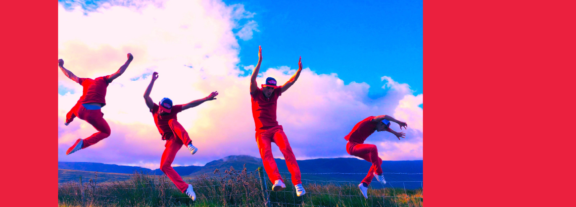 Big Bang Boum : le danseur K. Goldstein vous initie à la chorégraphie, à la danse et la vidéo pour créer un Dancekeat